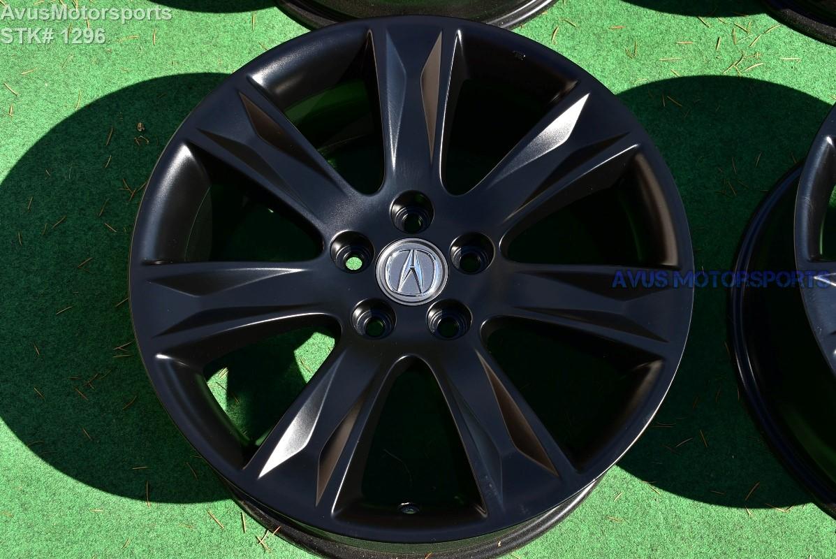 19 Quot Acura Mdx Oem Factory Wheels Tl Honda Pilot Ridgeline