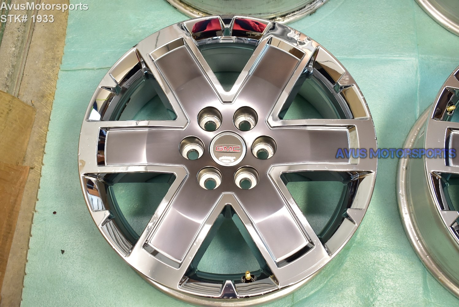 gmc acadia wheels denali factory traverse oem wheel
