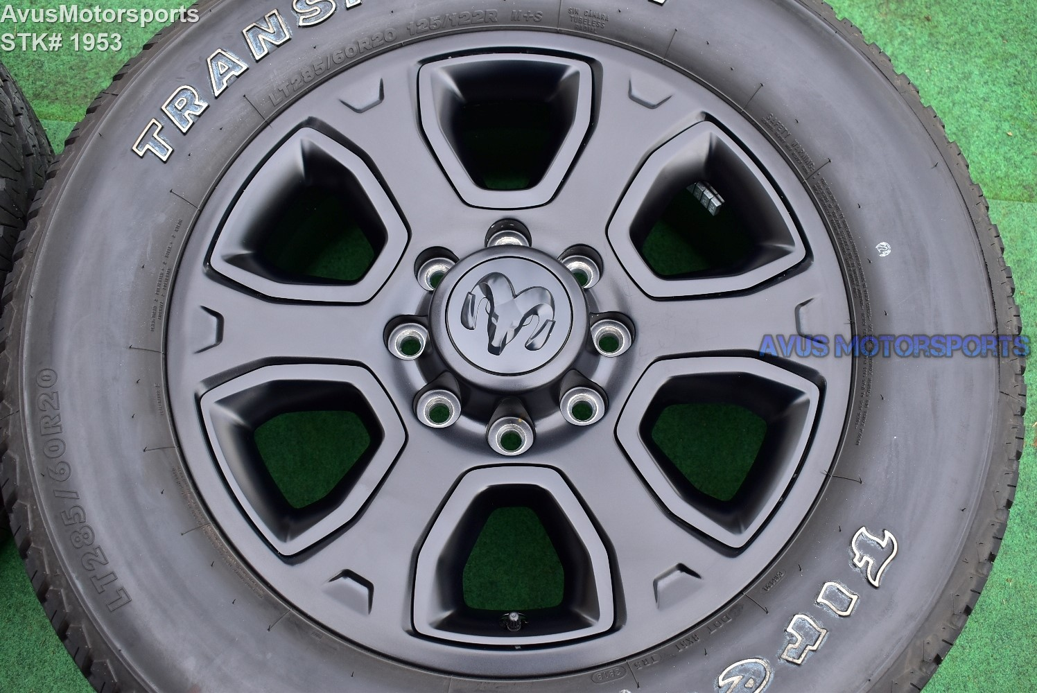 ram wheels 2500 edition night tires dodge oem wheel