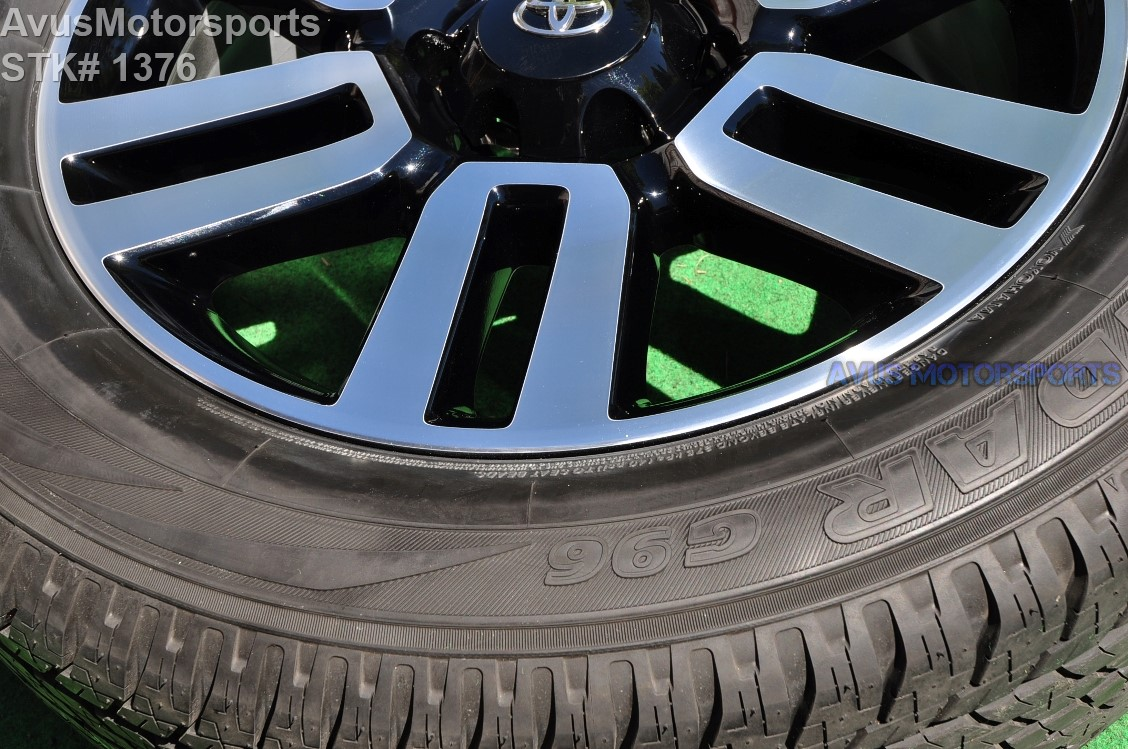 20 Quot Toyota 4runner Limited Oem Factory Wheels Fj Land