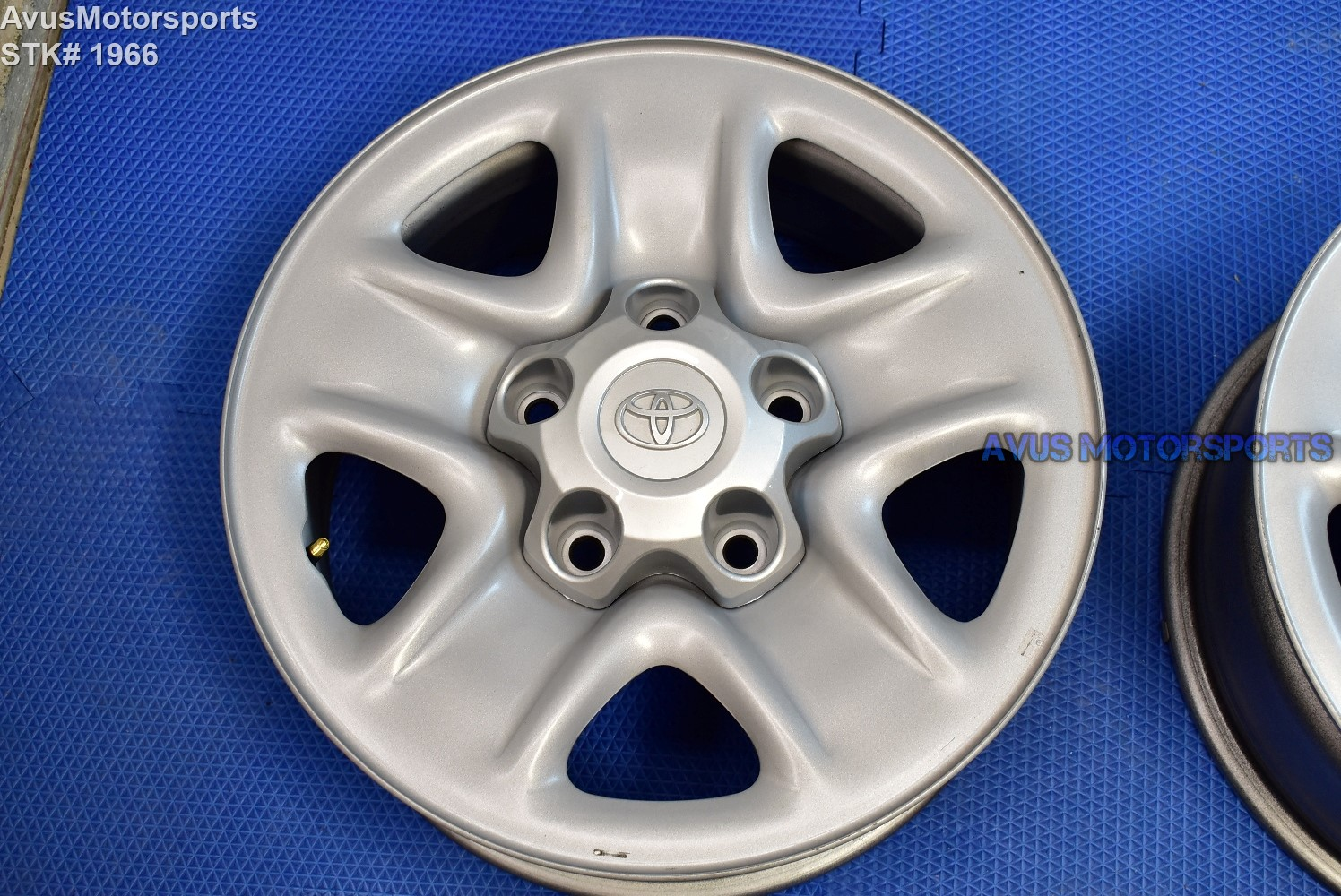 18 Quot Toyota Tundra Oem Factory Steel Wheels Sequoia Land Cruiser Lx570 2018 17