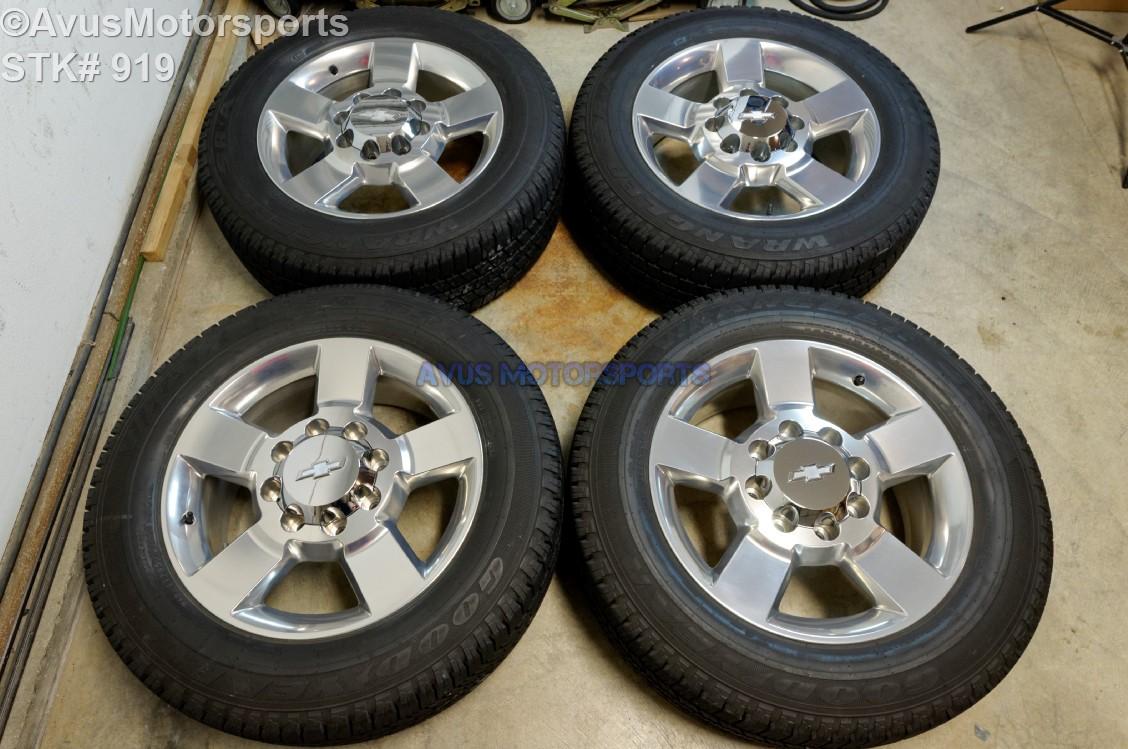 2016 Chevy Silverado Ltz 2500 3500 20 Quot Oem Polished