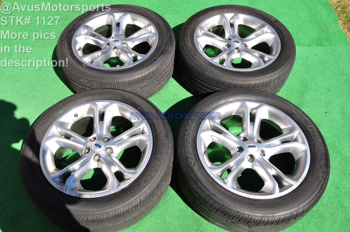 """2013 Ford Explorer 20"""" OEM Factory Wheels & Tires Ranger ..."""