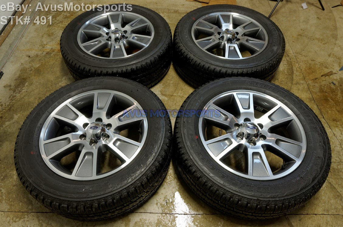 """2014 Ford F150 20"""" OEM Factory Wheels TIRES Expedition"""