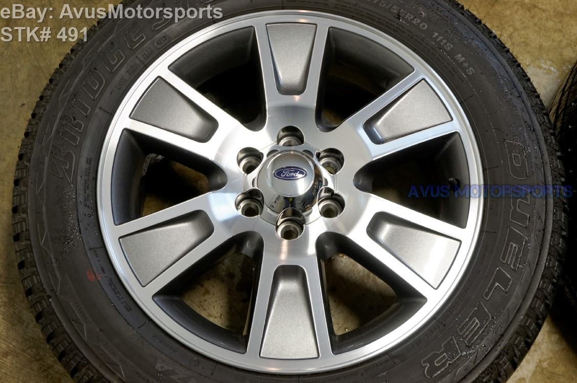 "2014 Ford F150 20"" OEM Factory Wheels TIRES Expedition Lincoln Mark LT Navigator | eBay"