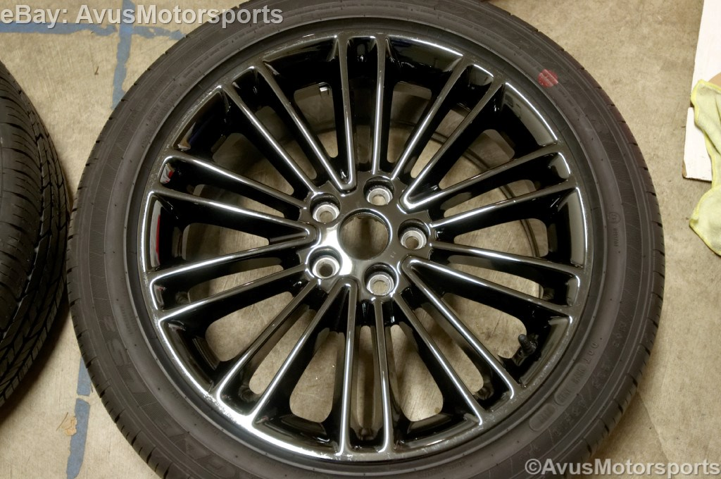 factory ford fusion wheels oem used rims at. Black Bedroom Furniture Sets. Home Design Ideas