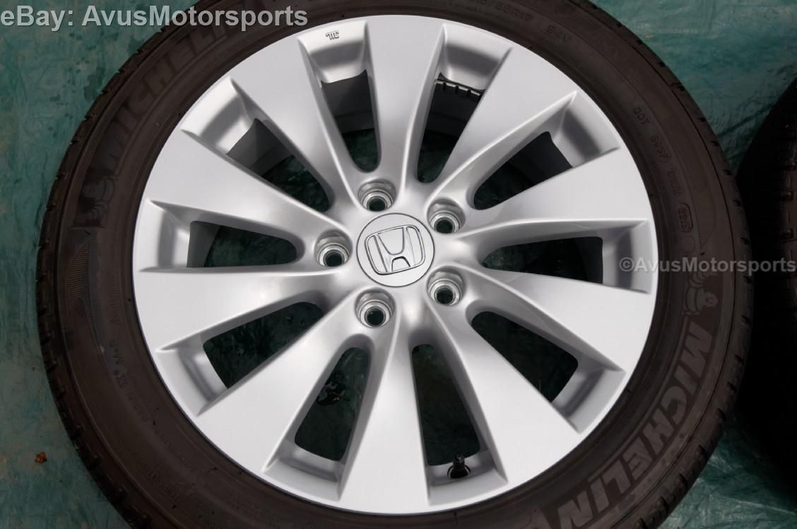 2014 honda accord bolt pattern autos post for Honda accord lug pattern