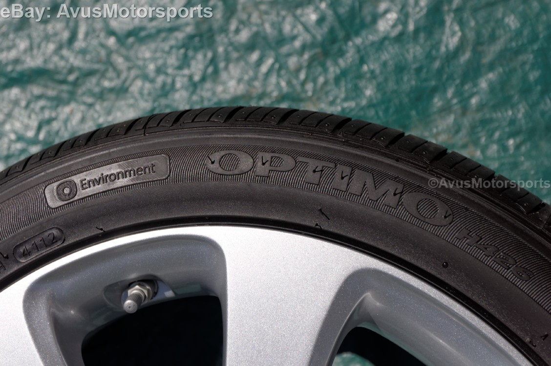 2013 Hyundai Elantra 17 Quot Factory Oem Wheels Amp Tires 2014