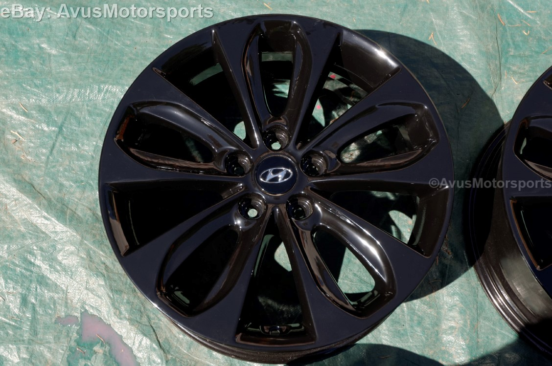 Like New 2012 Hyundai Elantra Wheels Factory Wheels