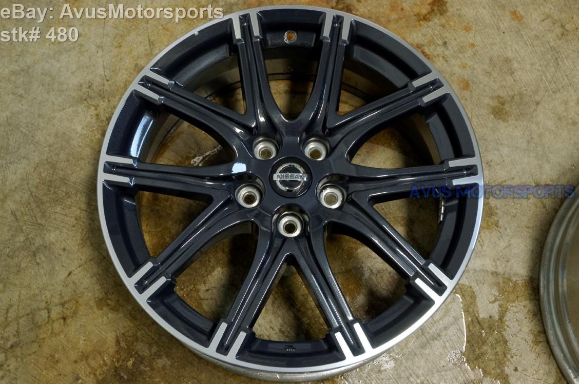 Nissan juke 18 inch wheels