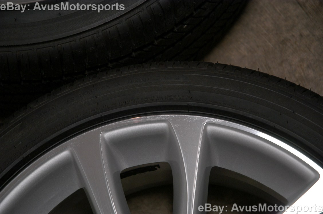 "2014 Toyota Avalon 18"" Wheels Tires Solara Camry Lexus IS300 IS250"