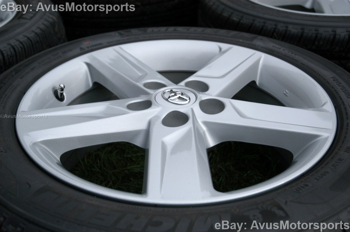 2014 Toyota Camry Wheels 2014 Toyota Camry Oem 17